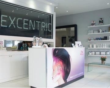 Excentric in Sea Point opened its doors in September 2014 to cater to those who dare to be different. The cool contemporary house of beauty isn't about out-there, off-the-wall looks. It's more focused on using colour, geometry and precision cuts to create transformations for those in search of a change. At Excentric, they specialise in colour, precision cuts and cutting-edge treatments focused on achieving your most suited look.