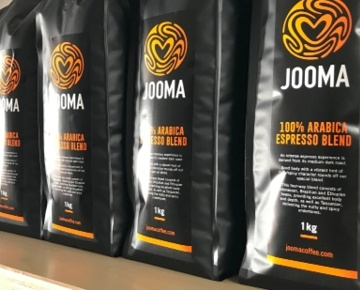 At Jooma, we are always striving to bring the worldwide coffee culture to you, our valued and loyal clientele. As a daytime coffee shop, we open early and provide a hub of coffee-inspired activities, ideas and tastes with minimal fuss and maximum culinary satisfaction. We offer wholesome, fresh and simple cuisine complemented by a wide range of patisserie and baked goods.